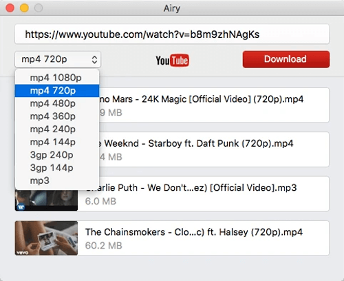 Airy Youtube Downloader Review