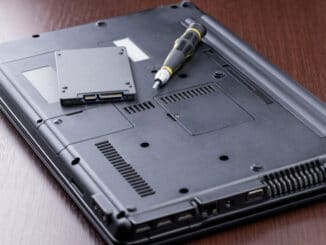 How To Install SSD Into The Laptop Without Reinstalling Windows