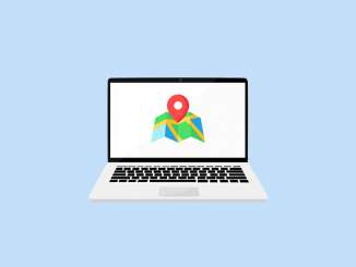 How to change location on laptop