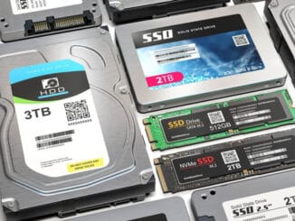 How to increase storage on laptop