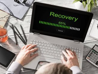 How to recover deleted photos from laptop