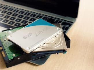 Is 256GB SSD enough for laptop