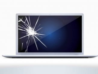 what to do with a broken laptop